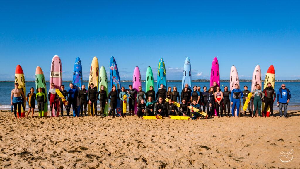 Sauvetage sportif arcachon sauvetage cotier