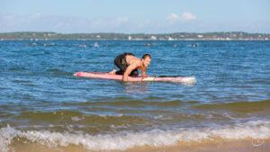Sauvetage sportif arcachon sauvetage cotier atelier planches